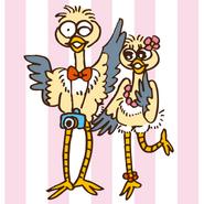 Sanrio Characters Dachonosuke--Dachomi Image001