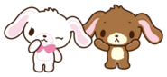 Sanrio Characters Kurousa--Shirousa Image002