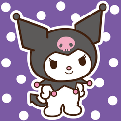 Sanrio Characters Kuromi Image015.png