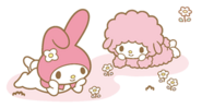Sanrio Characters My Sweet Piano--My Melody Image002