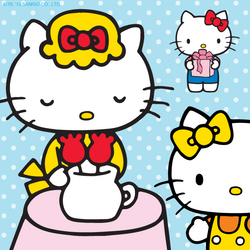 Sanrio Characters Mama (Hello Kitty)--Hello Kitty--Mimmy Image001.png