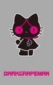 Sanrio Characters Darkgrapeman Image006
