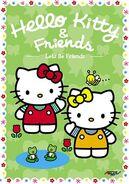 Sanrio Television HelloKittyAndFriends LetsBeFriends-Vol4 DVD-cover