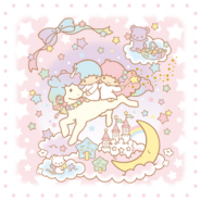 Sanrio Characters Little Twin Stars Image026