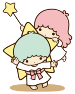 Sanrio Characters Little Twin Stars Image064