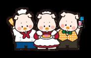 Sanrio Characters Boo Gey Woo Image003