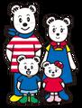 Sanrio Characters Sporting Bears Image004