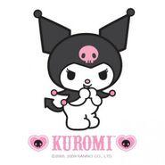 Sanrio Characters Kuromi Image014