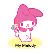 Sanrio Characters My Melody Image009