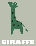 Sanrio Characters Giraffe Image007