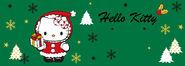 Sanrio Characters Hello Kitty--Christmas Image001