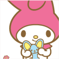 Sanrio Characters My Melody--Flat Image004.png