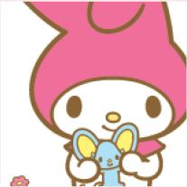 Sanrio Characters My Melody--Flat Image004.png