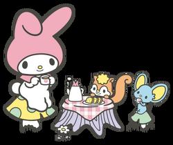 Sanrio Characters My Melody--Risu--Flat Image008.png