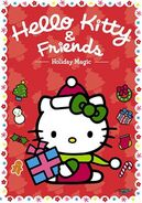 Sanrio Television HelloKittyAndFriends HolidayMagic-Vol6 DVD-cover