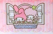 My Melody X Sweet Piano window