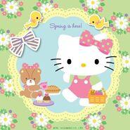 Sanrio Characters Hello Kitty--Tiny Chum Image002