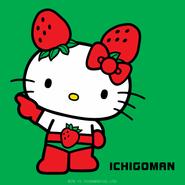 Sanrio Characters Ichigoman Image005