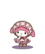 Sanrio Characters My Melody Image044
