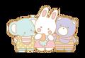 Sanrio Characters Cheery Chums Image002