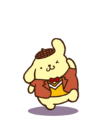 Sanrio Characters Pompompurin Image012