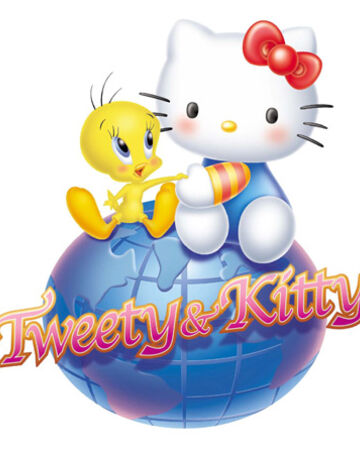 Sanrio Characters Tweety Hello Kitty Image001.jpg