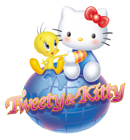 Tweety Hello Kitty