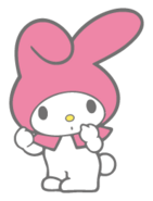 Sanrio Characters My Melody Image048