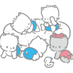 Sanrio Characters Nya Ni Nyu Ne Nyon Image001.png