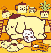 Sanrio Characters Pompompurin--Muffin Image009