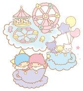 Sanrio Characters Little Twin Stars Image037