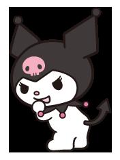 Sanrio Characters Kuromi Image031.png