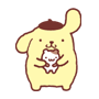 Sanrio Characters Pompompurin--Muffin Image011
