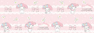 Sanrio Characters My Melody Image054