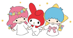 Sanrio Characters Little Twin Stars--My Melody Image001.png