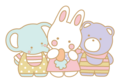 Sanrio Characters Cheery Chums Image006