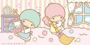 Sanrio Characters Little Twin Stars Image052