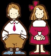 Sanrio Characters Vaudeville Duo Image003