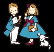 Sanrio Characters Vaudeville Duo Image012