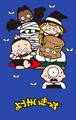Sanrio Characters Youkai Kids Image001
