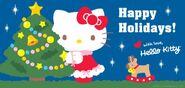 Sanrio Characters Hello Kitty--Christmas Image003