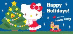 Sanrio Characters Hello Kitty--Christmas Image003.jpg