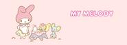 Sanrio Characters My Melody--Risu--Flat Image001