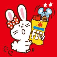 Sanrio Characters Bunny and Matty Image005