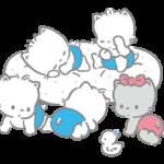 Sanrio Characters Nya Ni Nyu Ne Nyon Image013.png