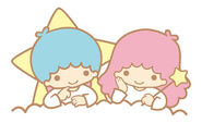 Sanrio Characters Little Twin Stars Image033