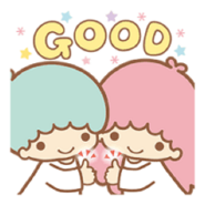 Sanrio Characters Little Twin Stars Image051