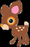 Sanrio Characters Deery-Lou Image001