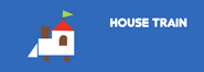 Sanrio Characters House Train Image003