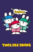 Sanrio Characters Twee Dee Drops Image003